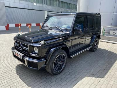 Автомобиль G 63 AMG Speedshift Plus 7G-Tronic (571 л.с.)