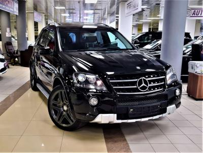 Автомобиль ML 63 AMG SPEEDSHIFT (510 л.с.)