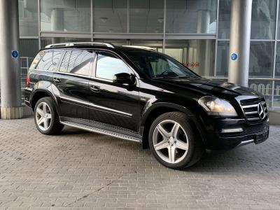 Автомобиль GL 350 CDI BlueEFFICIENCY 7G-Tronic 4MATIC 7 мест (265 л.с.)