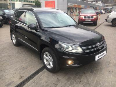 Автомобиль 2.0 TDI 4Motion AT (140 л.с.)