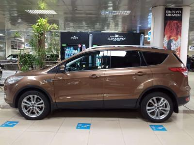 Автомобиль 2.0 Duratorq TDCi PowerShift AWD (140 л.с.)