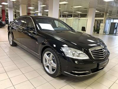 Автомобиль S 500 BlueEFFICIENCY 7G-Tronic (435 л.с.)