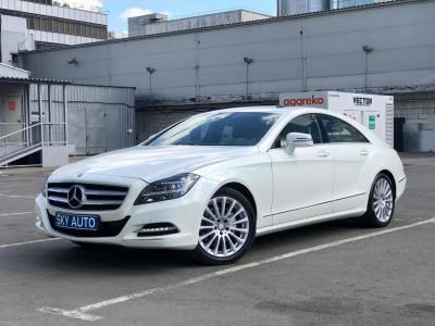 Автомобиль CLS 350 BlueEfficiency 7G-Tronic Plus (306 л.с.)