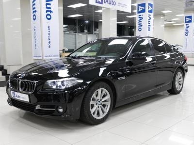 Автомобиль 525d xDrive Steptronic (218 л.с.)