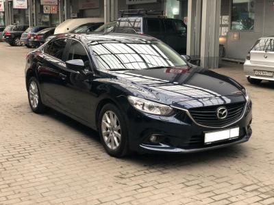 Автомобиль 2.0 SKYACTIV-G AT (150 л.с.)