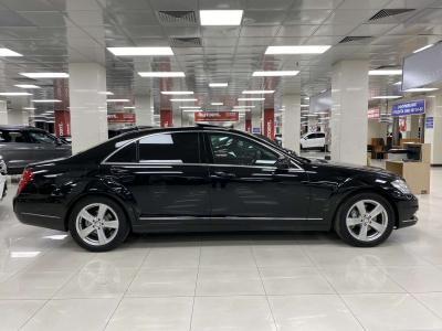Автомобиль S 350 BlueEFFICIENCY 4MATIC 7G-Tronic (306 л.с.)