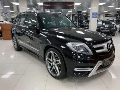 Автомобиль GLK 220 CDI 7G-Tronic Plus 4Matic (170 л.с.)