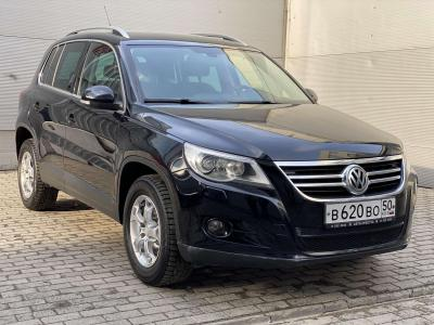 Автомобиль 2.0 TSI 4Motion Euro4 AT (170 л.с.)