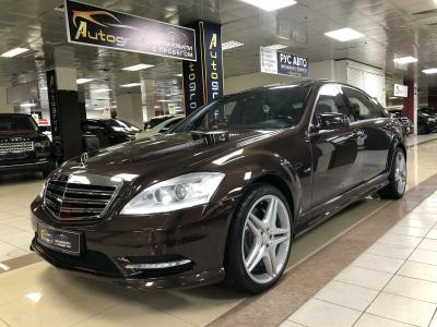 Автомобиль S 500 BlueEFFICIENCY 7G-Tronic длинная база (435 л.с.)