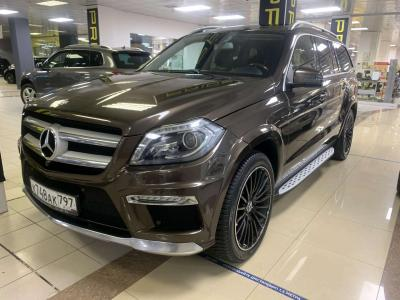 Автомобиль GL 350 BlueTec 7G-Tronic Plus 4Matic (249 л.с.)