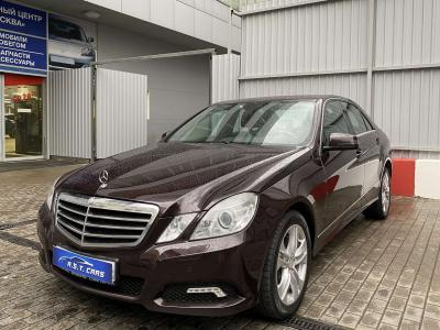 Автомобиль E 300 CDI BlueEfficiency 7G-Tronic Plus (231 л.с.)