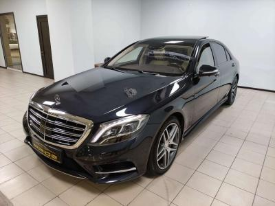 Автомобиль S 500 7G-Tronic Plus 4Matic длинная база (455 л.с.)
