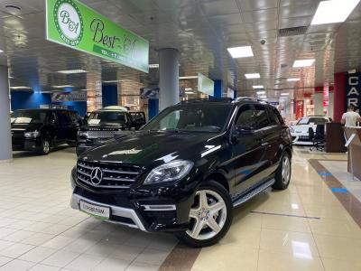 Автомобиль ML 350 BlueEfficiency 7G-Tronic Plus 4Matic (306 л.с.)