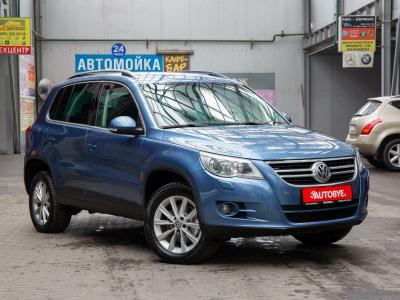 Автомобиль 2.0 TSI 4Motion AT (170 л.с.)