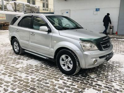 Автомобиль 2.5 CRDi 4WD 4AT (145 л.с.)