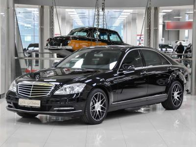 Автомобиль S 350 4Matic BlueEfficiency AT длинная база (306 л.с.)