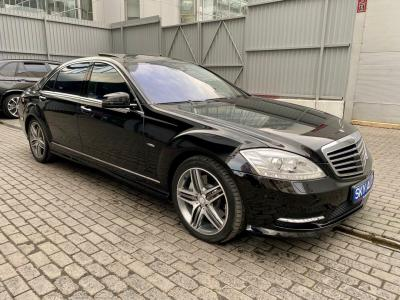 Автомобиль S 500 4Matic BlueEfficiency AT длинная база (435 л.с.)