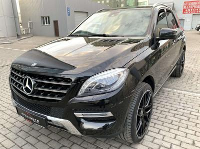 Автомобиль ML 350 BlueTEC 7G-Tronic Plus 4Matic (249 л.с.)