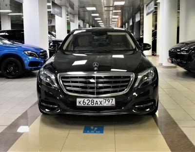 Автомобиль S 500 9G-Tronic Plus 4Matic (455 л.с.)