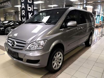Автомобиль 2.0 CDi TouchShift 4MATIC компактный (136 л.с.)