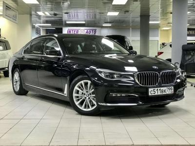 Автомобиль 730Ld xDrive AT (249 л.с.)