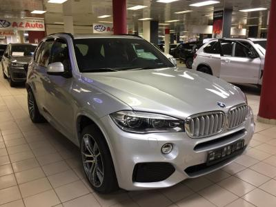 Автомобиль xDrive40d Steptronic (313 л.с.)