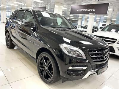 Автомобиль ML 300 BlueEfficiency 7G-Tronic Plus 4Matic (249 л.с.)