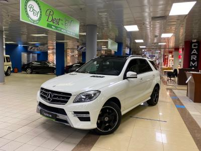 Автомобиль ML 350 BlueTEC 7G-Tronic Plus 4Matic (258 л.с.)
