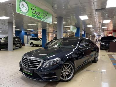 Автомобиль S 500 7G-Tronic Plus 4Matic (455 л.с.)