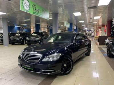 Автомобиль S 350 BlueEFFICIENCY 7G-Tronic длинная база (306 л.с.)