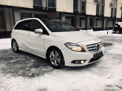 Автомобиль B 200 BlueEfficiency 7G-DCT (156 л.с.)