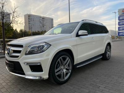 Автомобиль GL 500 BlueEfficiency 7G-Tronic Plus 4Matic (435 л.с.)