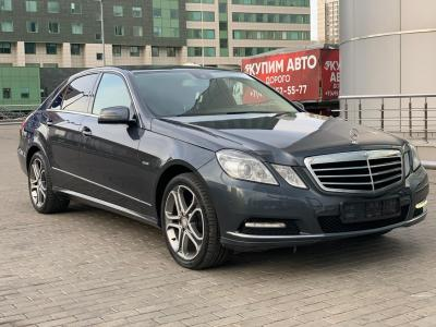 Автомобиль E 200 T BlueEfficiency 7G-Tronic Plus (184 л.с.)