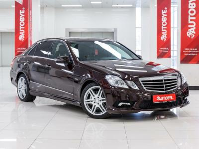 Автомобиль E 250 T BlueEfficiency 7G-Tronic Plus (204 л.с.)