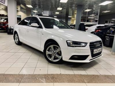 Автомобиль 1.8 TFSI multitronic (170 л.с.)