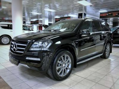 Автомобиль GL 350 CDI BlueEFFICIENCY 7G-Tronic 4MATIC (224 л.с.)
