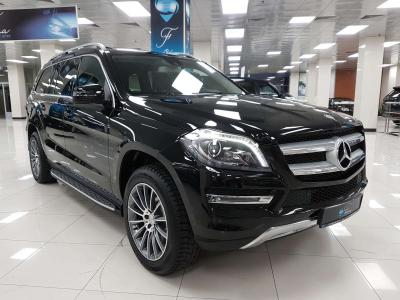Автомобиль GL 350 BlueTec 7G-Tronic Plus 4Matic (258 л.с.)