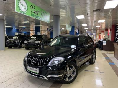 Автомобиль GLK 300 7G-Tronic Plus 4Matic (249 л.с.)